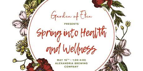 Spring Into Health and Wellness tickets