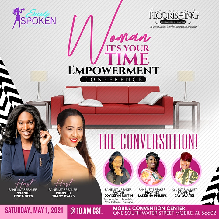 Woman It's Your Time Empowerment Conference image