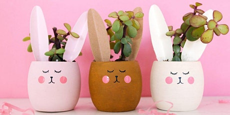 Easter Holiday Planter Workshop tickets