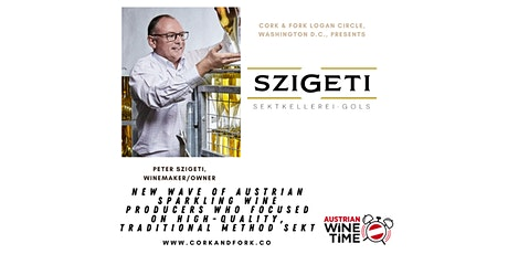 Austrian Wine Time Series: Peter Szigeti, Burgenland Tickets