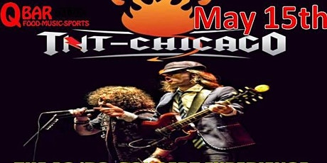 TNT CHICAGO - The Ultimate ACDC tribute band. tickets