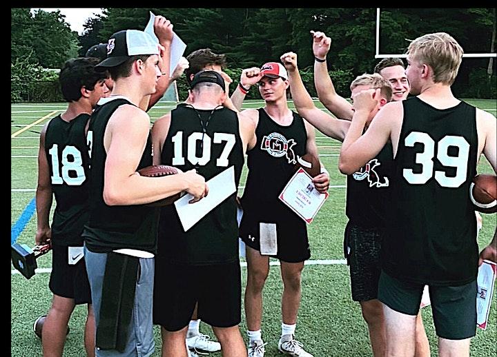 Massachusetts QB/WR Showdown Camp 2021 image