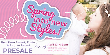 First Time Mom/Foster/First time Adoptive Mom tickets