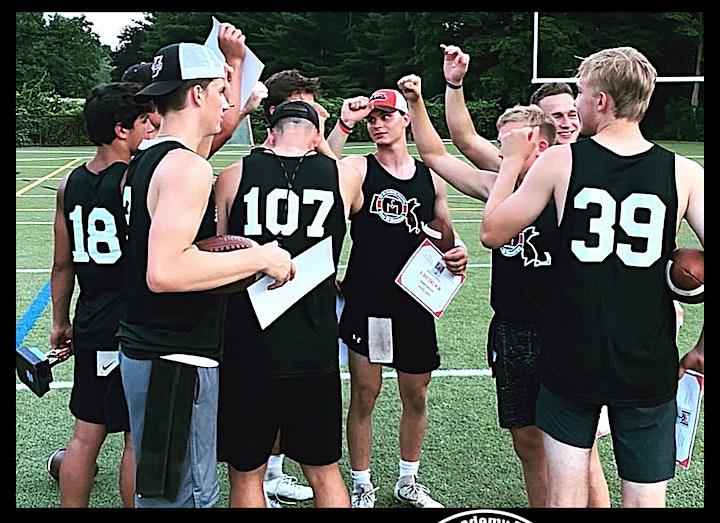 Youth Quarterback/Wide Receiver/Defensive Back Showdown Camp 2021 image