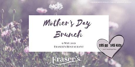 Fraser's Mother's Day Brunch tickets
