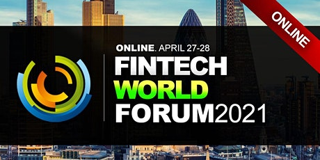 FINTECH FINANCE CONFERENCE 2021 - Virtual, ONLINE tickets