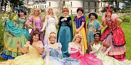 Charleston Royal Princess Ball tickets