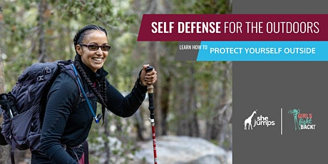 Self Defense for the Outdoors | Virtual Workshop tickets