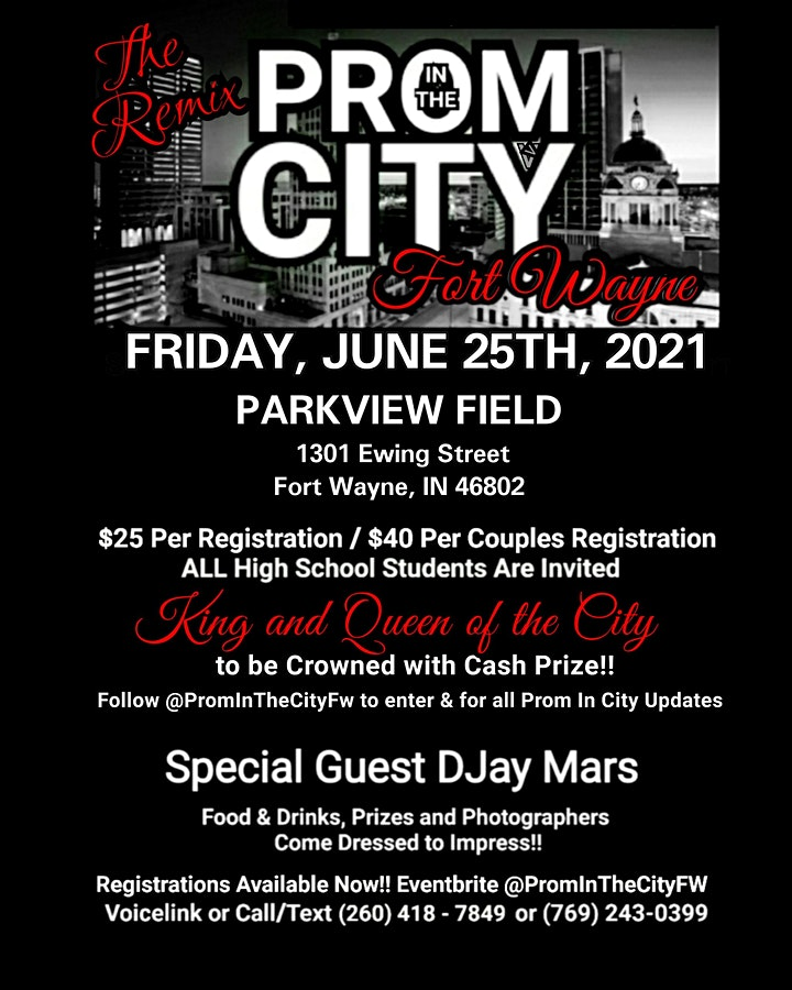 Prom In The City  The Remix image
