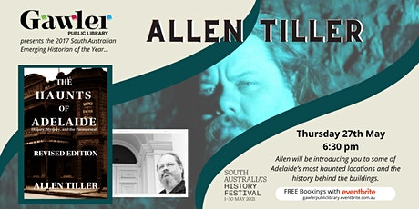Author Talk: Allen Tiller tickets