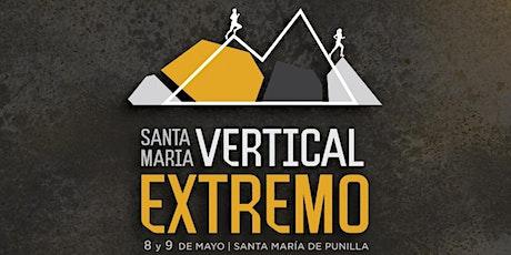 SANTA MARÍA VERTICAL EXTREMO entradas