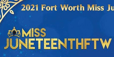 Miss Juneteenth Pageant 2021 tickets