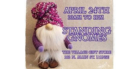 Standing Gnomes Workshop tickets