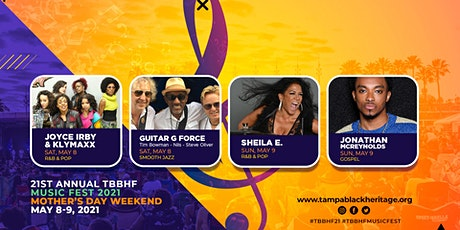 Tampa Bay Black Heritage Festival:  Music Fest 2021- Virtual Experience tickets
