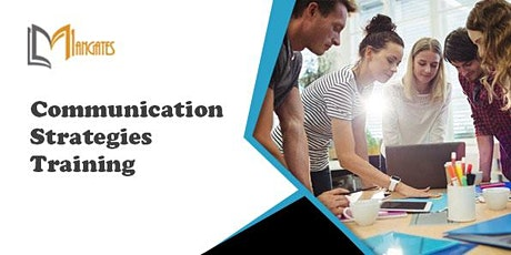 Communication Strategies 1 Day Virtual Live Training in Montreal tickets