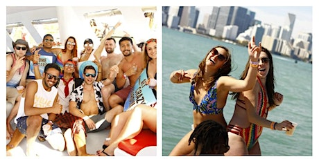 #WILD BOAT #PARTY ALL YOU CAN DRINK! Spring Break Miami! tickets