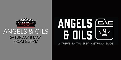 Angels & Oils tickets