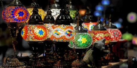 Turkish Mosaic Lamp Workshop Carindale tickets