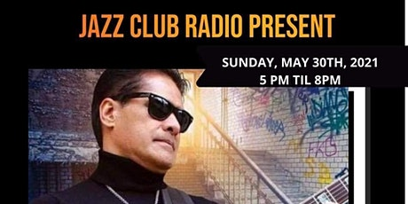 Jazz Club Radio Presents Evening With Patrick Yandall tickets