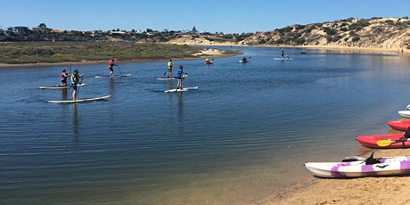 Stand-up paddleboarding on the Onkaparinga River tickets