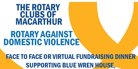 Macarthur Rotary Against Domestic Violence tickets