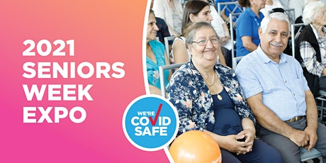 2021 Seniors Week Expo tickets