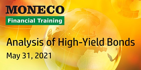 Analysis of High-Yield Bonds from Investment Management Perspective tickets