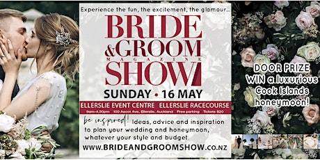 Bride & Groom Wedding Show 2021 tickets