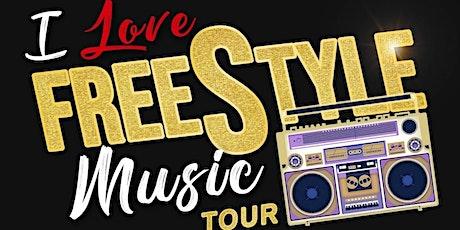 I Love FreeStyle Music Tour - San Antonio tickets
