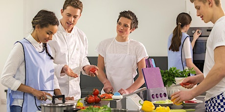Youth Week - Brainfood Cooking: Lunch tickets
