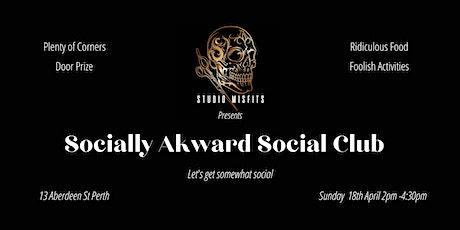 Socially Awkward Social Club tickets