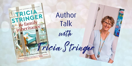 Author Talk with Tricia Stringer tickets