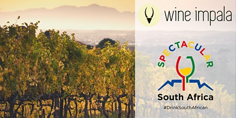 Wine Impala - Spectacular South Africa Tasting tickets
