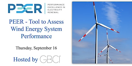 PEER - Tool to Assess Wind Energy System Performance tickets