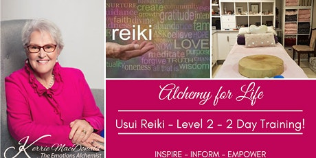 Reiki Level II Training (2 Days) - Brisbane tickets