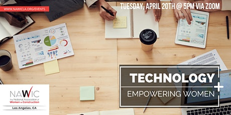 Technology Empowering Women tickets