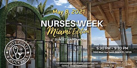 Nurses Week 2021 tickets