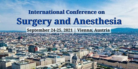 International Conference on Surgery and Anesthesia tickets