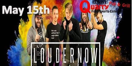 LOUDER NOW - The Midwest's Premier Emo/Pop-Punk Cover Band! tickets