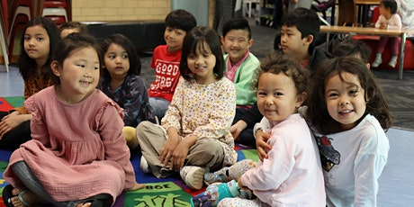 Japanese Story Time: Ages 4-6 tickets