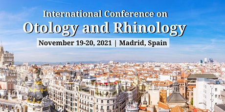 International Conference on Otology and Rhinology entradas