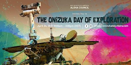 The Onizuka Day of Exploration tickets