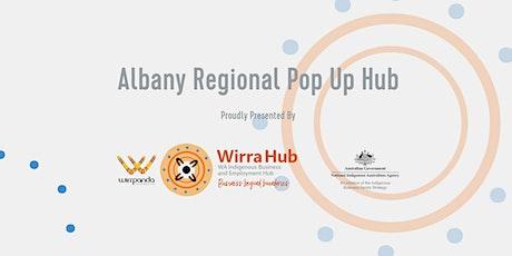Albany Regional Pop Up Hub tickets
