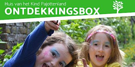 Ontdekkingsbox Huis van het Kind Pajottenland tickets