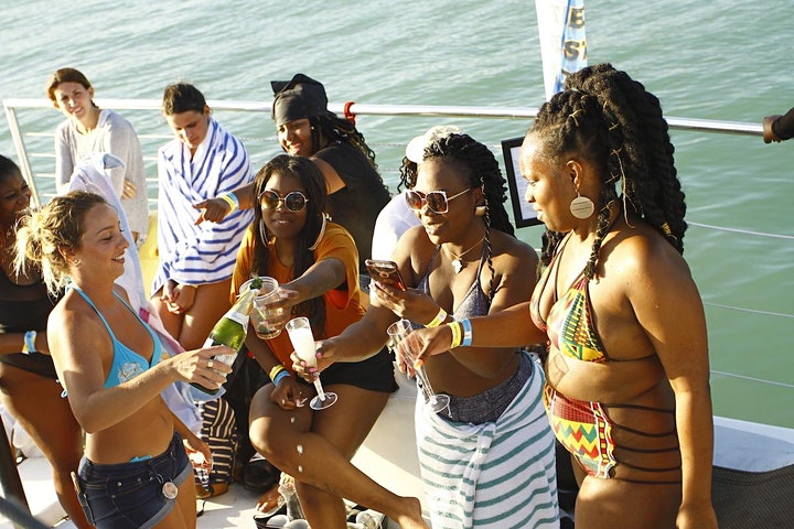 Unlimited Drinks! BOAT PARTY #MIAMI image