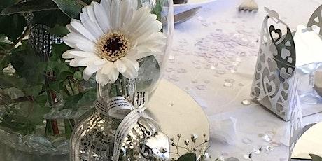 Floristry - DIY Wedding Flowers tickets