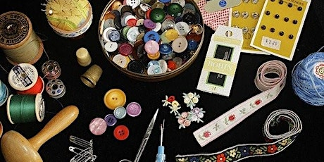 Handmade Sewing Box - Online Course - Community Learning tickets