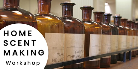 Home Perfume/Scent Making Workshop tickets