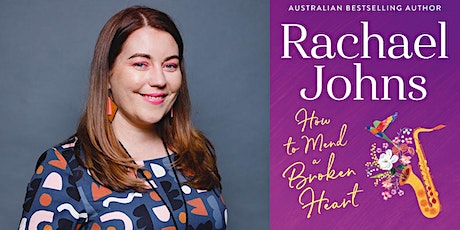 In Conversation with Rachael Johns @ Wanneroo Library tickets