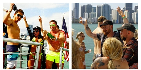 #SAVAGE BOAT MIAMI PARTY BOAT tickets